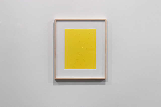 , 'Traffic Lights (Yellow),' 2016, Josée Bienvenu