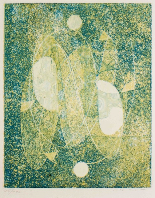 Max Ernst, 'Green Space', 1970, Wallector