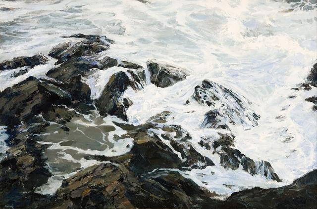 , 'Equinoctial Sea,' , Dowling Walsh