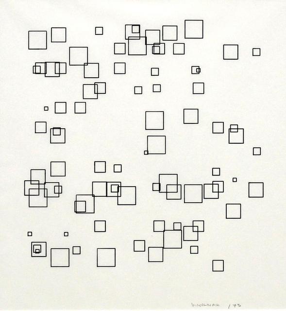, 'Carrees,' 1973, DAM Gallery