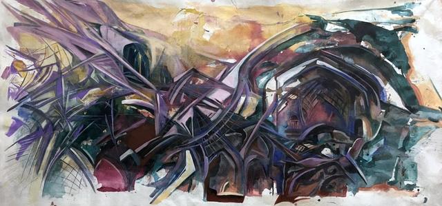 Zahra Nazari, 'Persian Palace', 2019, Kourosh Mahboubian Fine Art