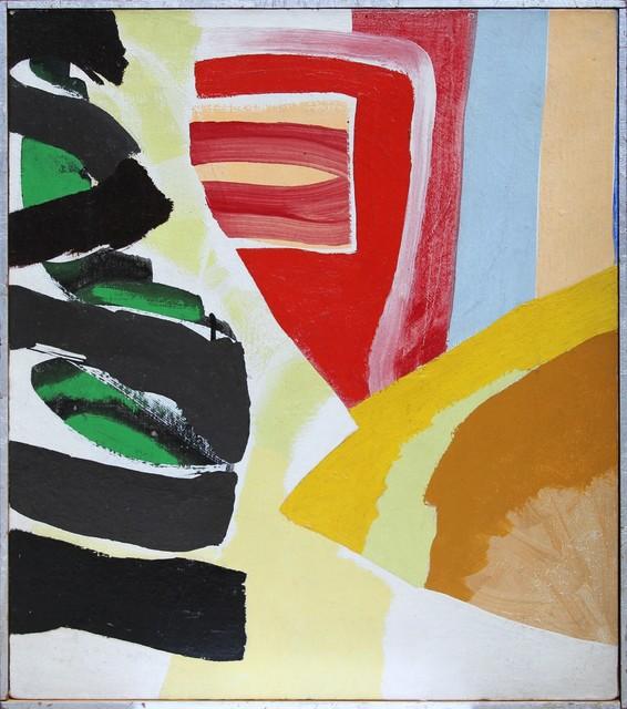 , 'Mask,' 1965, Anita Shapolsky Gallery