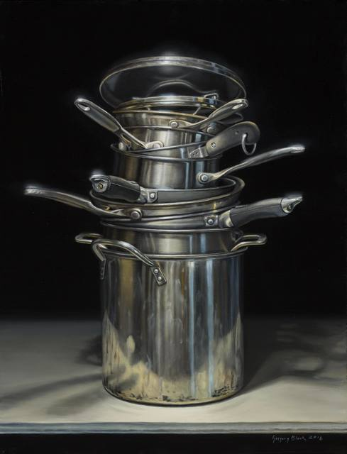 , 'Pots and Pans,' 2016, Gallery 1261