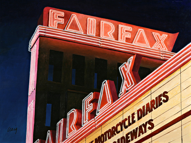 , 'Fairfax Night,' , Desta Gallery
