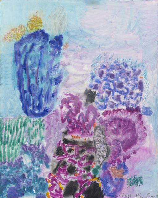 , 'Violet Reef 14,' 2014, Johyun Gallery