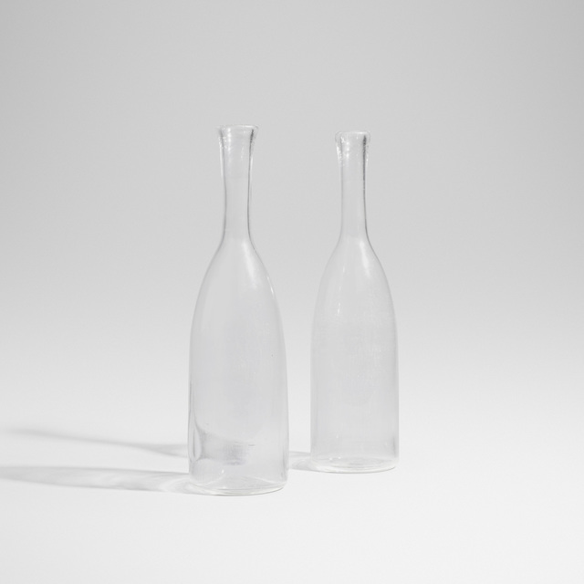 Nina Nørgaard, 'water carafes, pair', Rago/Wright