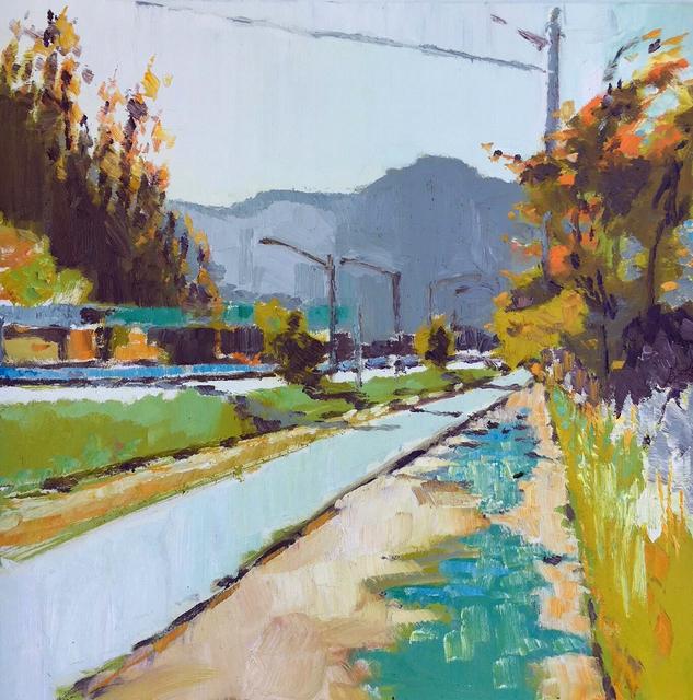 Nicholas Coley, 'Freeway On Ramp #2', 2019, A Gallery