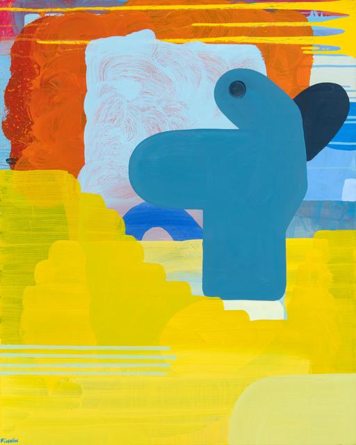 , 'As Soon As I Walk Away,' 2018, John Martin Gallery