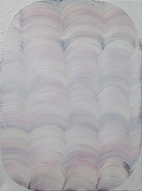 , 'A small white painting with a white frame,' 2012, Temnikova & Kasela