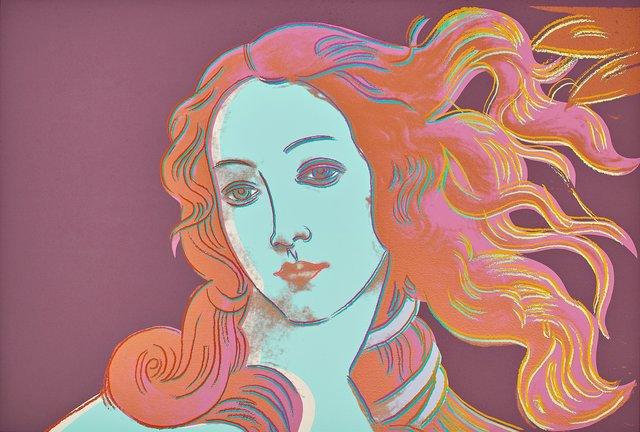 Andy Warhol, 'Birth of Venus', 1984, Vertu Fine Art