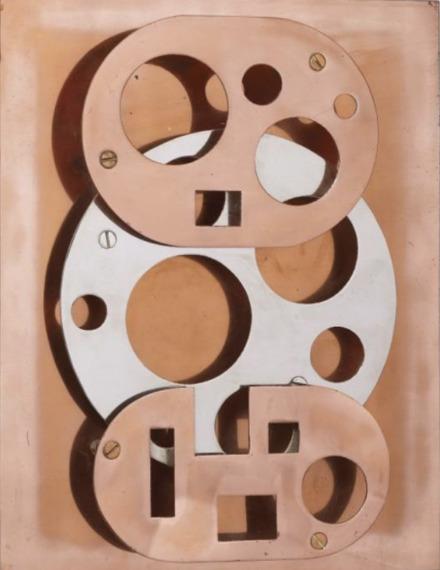 , ' Relief Seriel,' 1965, Baró Galeria