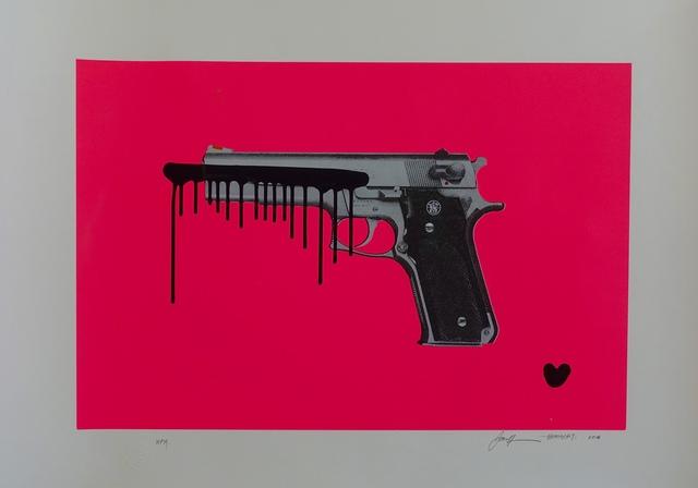 , 'Pink Love,' 2018, Samuel Owen Gallery