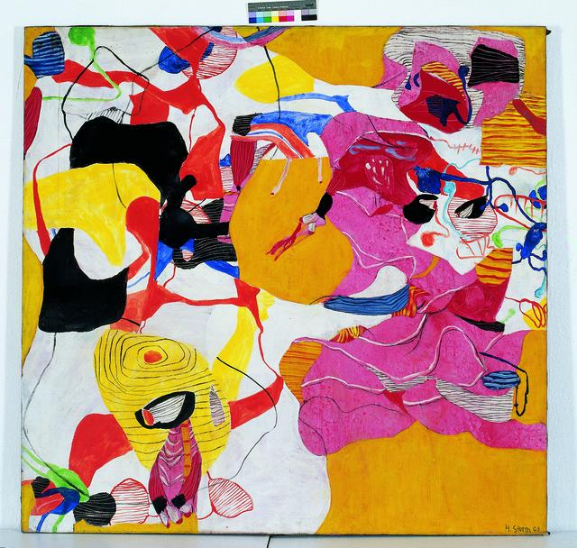 , 'Rosenrot,' 1963, SCHUEBBE INC.