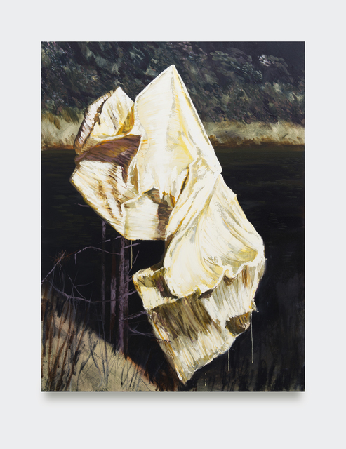 Sara-Vide Ericson, 'Sfinx', 2018, Painting, Oil on canvas, V1 Gallery