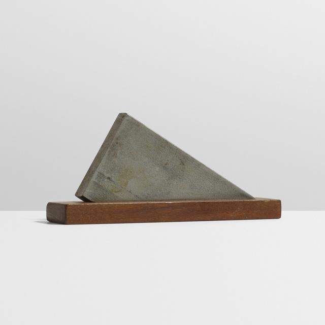 Claes Oldenburg, 'Batcolumn fragment', 1977, Wright