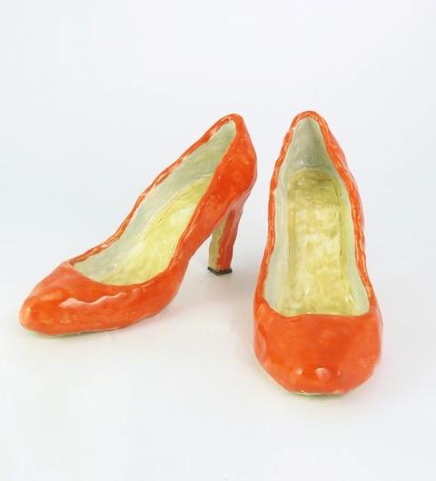 Rose Eken, 'High Heeled Shoes', 2015, V1 Gallery