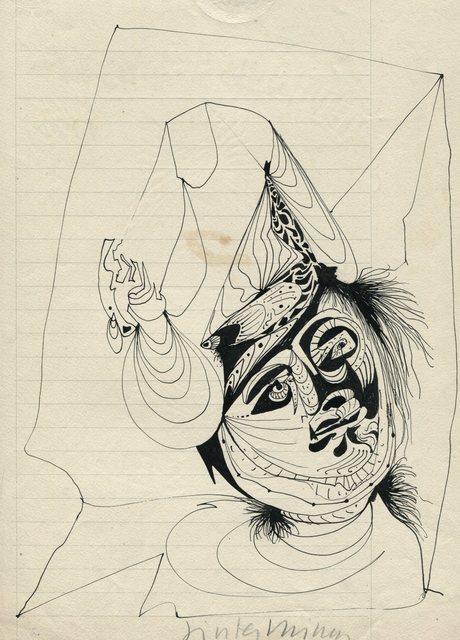 , 'Figura,' 1948, Jorge Mara - La Ruche