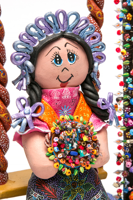 ", '""Tradiciones de mi infancia"",' 2016, Cactus Fine Art"