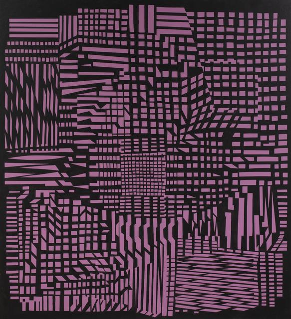 Victor Vasarely, 'Range', 1951/1966-1988, Millon
