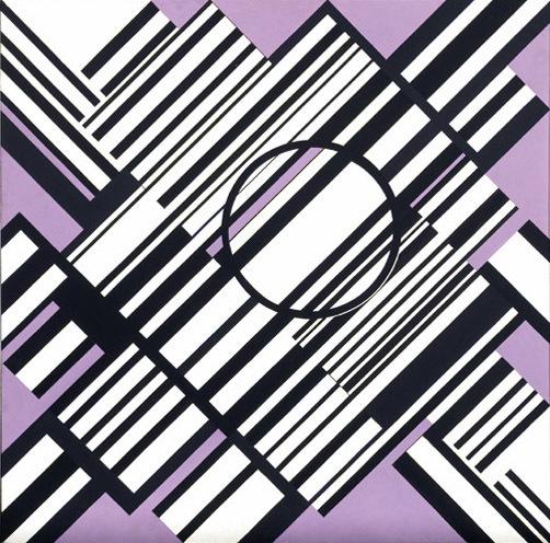 , 'Ohne Titel (Dynamische Feldstruktur),' 1961, Walter Storms Galerie
