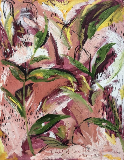 , 'Pink Kryptonite,' 2019, Tiwani Contemporary