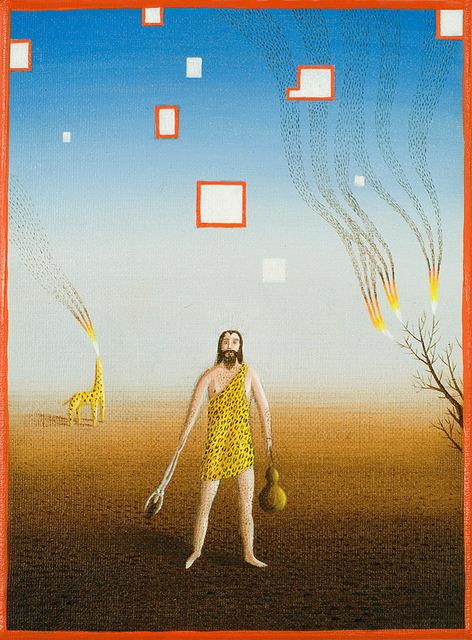 , 'Deus Bruto,' 2008, Casa Triângulo