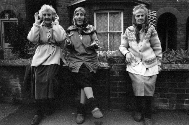 , 'Sisters,' 1994, Galerie Les filles du calvaire