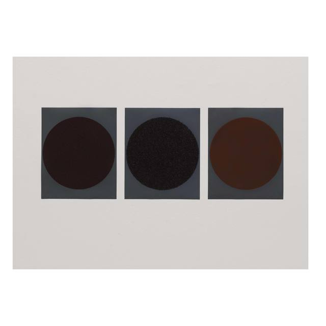 , 'Triptych Moons –  Coffee, Tea and Cacao,' 2013, STPI