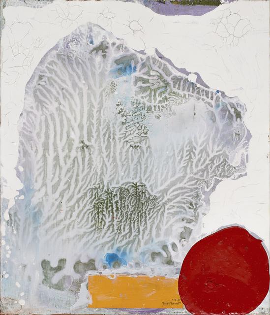 , 'Safari Sunset,' 2016, William Campbell Contemporary Art, Inc.