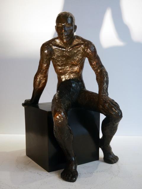 , 'Le Philosophe,' 2014, Galerie Geraldine Banier