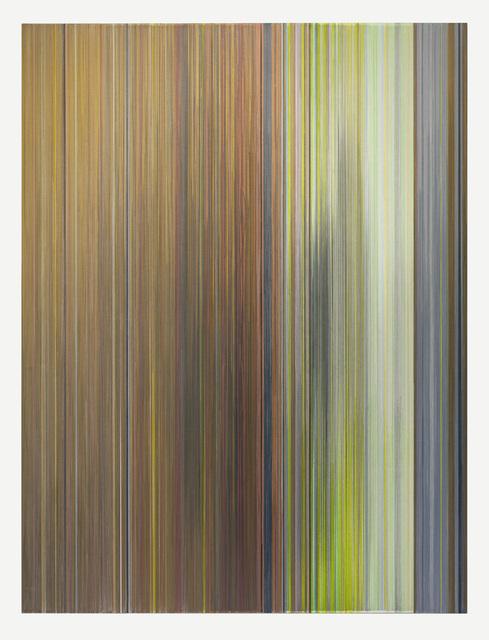 , 'But reverse the hourglass,' 2017, Carrie Secrist Gallery