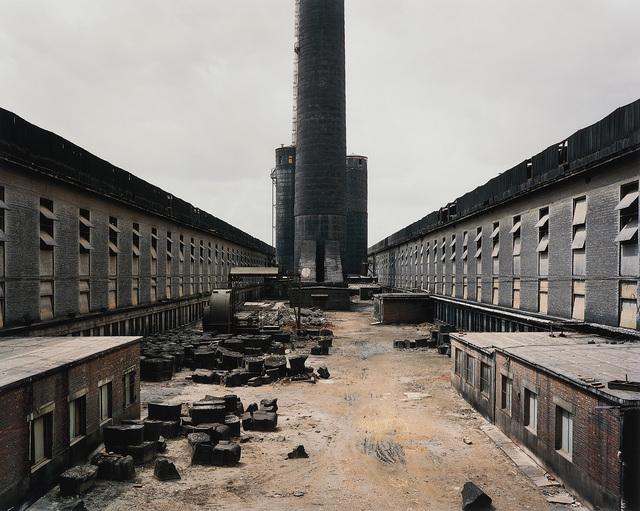 Edward Burtynsky, 'Old Factories #1, Fushun Aluminum Smelter, Fushun City, Liaoning Province, China', 2005, Phillips