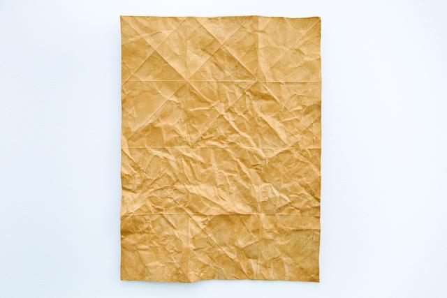 , 'Pamphlet (Schism) #3,' 2017, Athena Contemporânea
