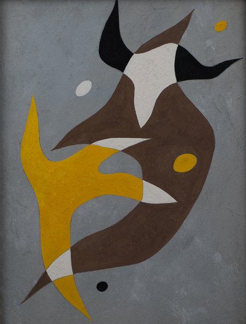 , 'Fly Over,' 1939, Weinstein Gallery