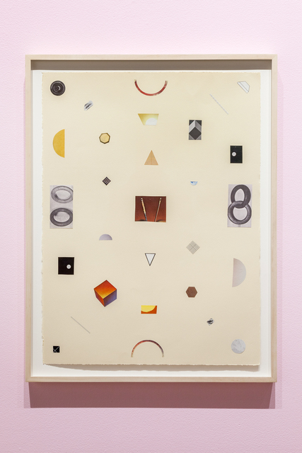 , 'Mother Cycle> Mother Symmetry> Mother Colour,' 2017, Erin Stump Projects