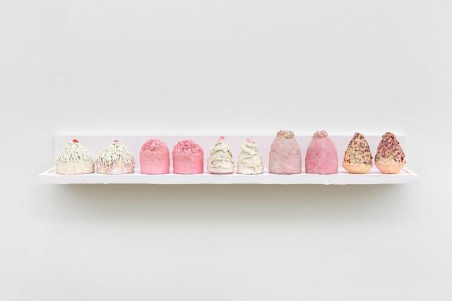 , 'Cake Box,' 1981, Stevenson