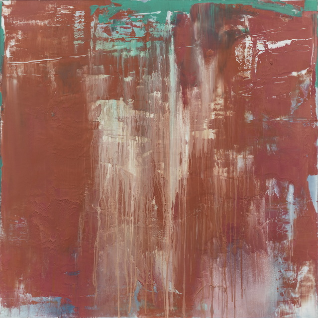, 'Composition Red 14-20,' 2014, CYNTHIA-REEVES