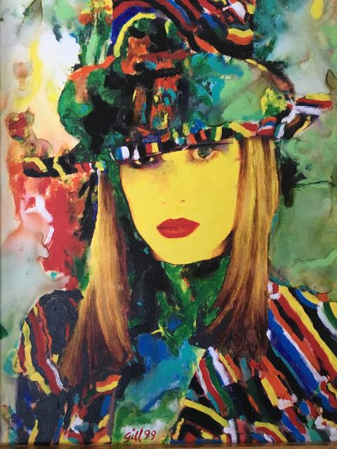, 'Yellow Lady,' 1999, Barnett Fine Art