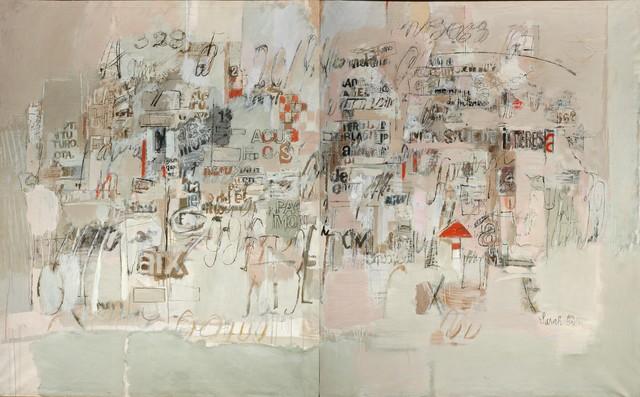 Sarah Grilo, 'Mensaje de Interés', 1981, Jorge Mara - La Ruche