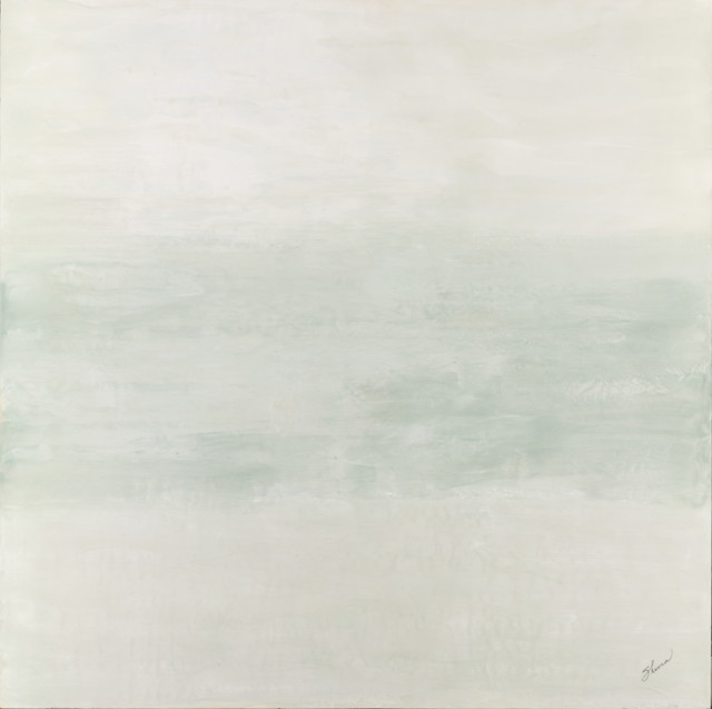 , 'In the Stillness of Silence,' 2019, Peace Waters