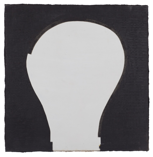 , 'Light Question,' 1983, Barry Whistler Gallery