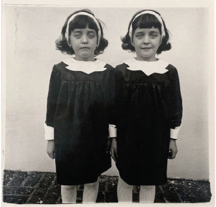 Diane Arbus, 'Identical Twins, Roselle, NJ', 1967, Bruce Silverstein Gallery