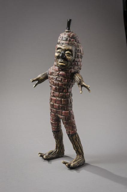 , 'New England Brickmaster,' 2007, Hieronymus