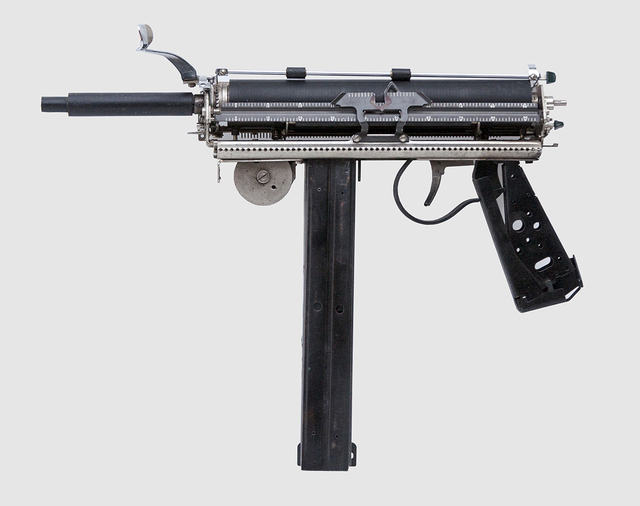 , 'MT-SMG-REMINGTON-11,' 2016, Hashimoto Contemporary