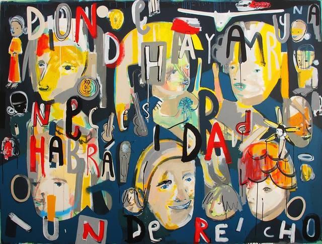 , 'Nace Un Derecho,' 2015, Choque Cultural