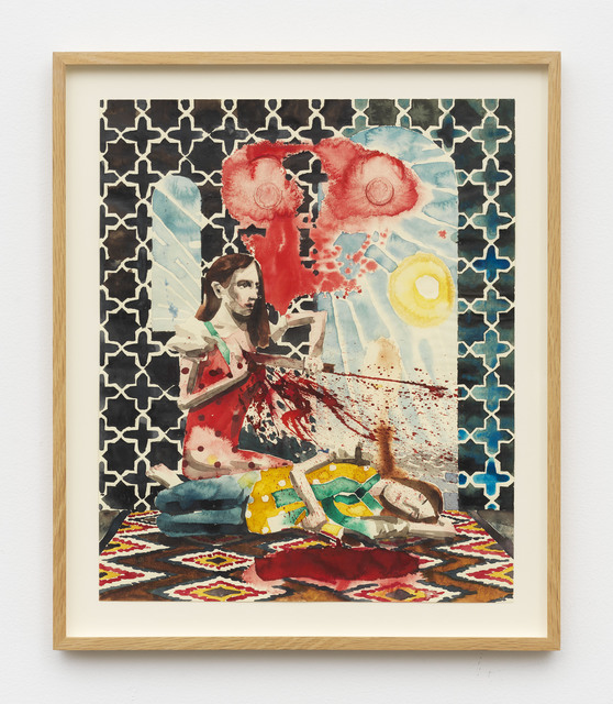 Barnaby Furnas, 'Romeo and Juliet 2', 2019, Marianne Boesky Gallery