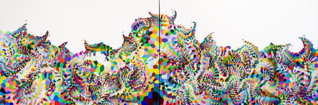 Andrew Chalfen, 'Symphony Wave', 2019, Paradigm Gallery + Studio