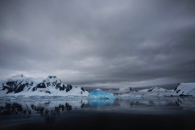 , 'Antarctica, S. Pole, 3,' 2017, Spotte Art