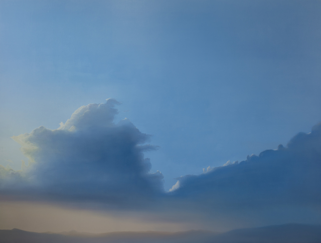 , 'Florence's sky,' 2018, Kultproekt
