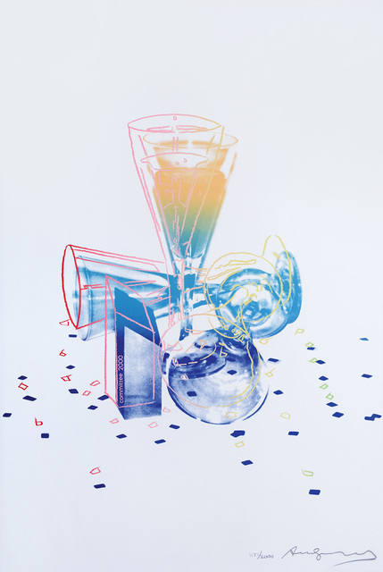 Andy Warhol, 'Committee 2000.', 1982, Peter Harrington Gallery